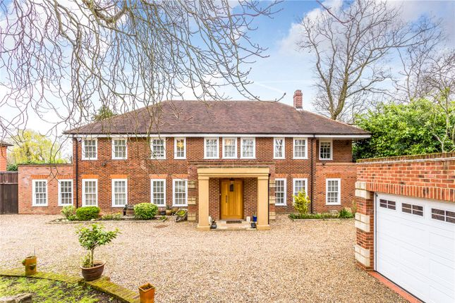 Thumbnail Detached house for sale in Totteridge Village, Totteridge, London