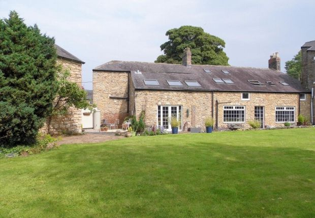 Thumbnail Semi-detached house for sale in Three Lane Ends, Escomb, Bishop Auckland
