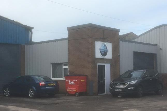 Thumbnail Light industrial to let in Crown Centre, Unit 3, Bond Street, Macclesfield, Cheshire