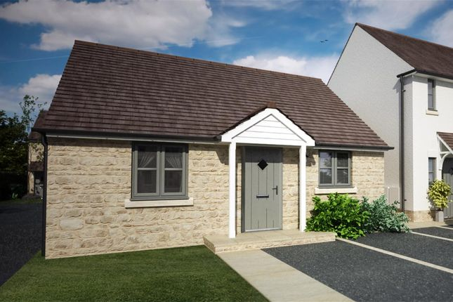 Thumbnail Detached bungalow for sale in The Charlbury, Blunsdon Meadow, Swindon, Wilts