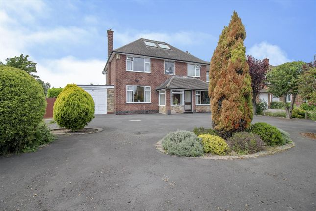Thumbnail Detached house for sale in Thoresby Road, Bramcote, Nottingham