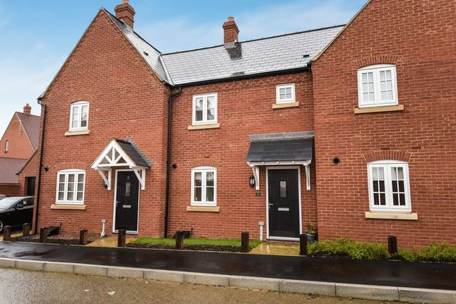 Thumbnail Terraced house for sale in Gallipoli Drive, Brackley