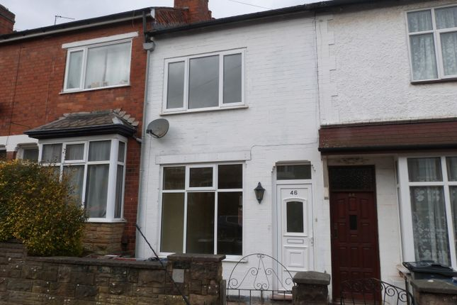 Terraced house to rent in Heathcote Road, Cotteridge, Birmingham