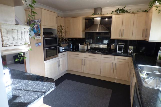 Kitchen of Alfred Smith Way, Legbourne, Louth LN11