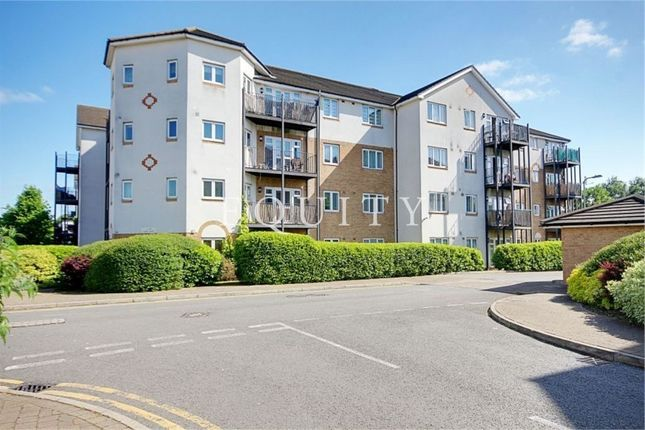 Thumbnail Flat for sale in Acer Court, Enstone Road, Enfield