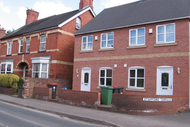 2 bed semi-detached house to rent in Stafford Terrace, Stafford Street, Oakengates Telford