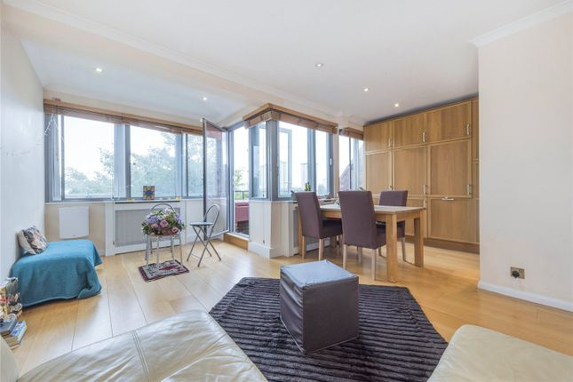 Reception of Silsoe House, 50 Park Village East, London NW1