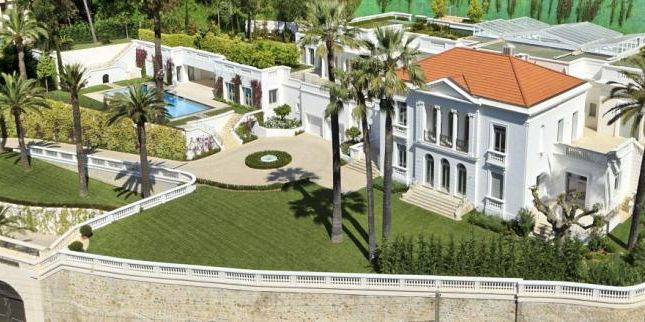 Thumbnail Villa for sale in Cannes, Le Cannet, Provence-Alpes-Côte D'azur, France