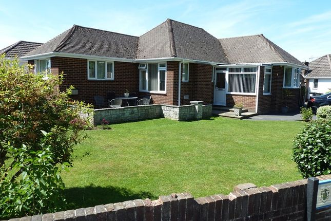 Thumbnail Bungalow for sale in Ringwood Road, Bear Cross, Bournemouth