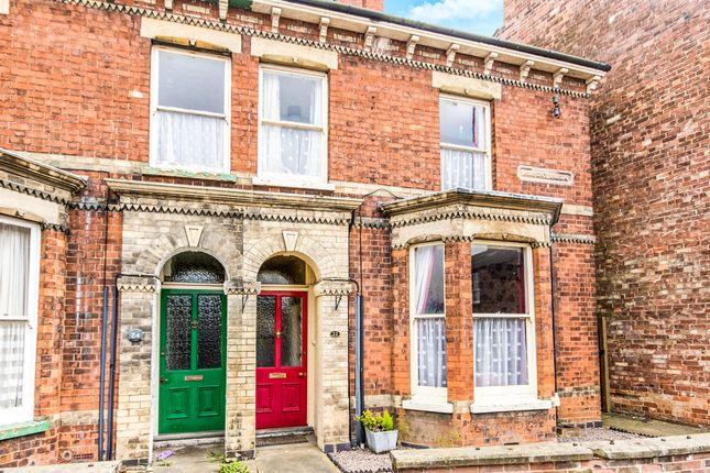 Thumbnail Semi-detached house for sale in St. John Street, Wainfleet, Skegness