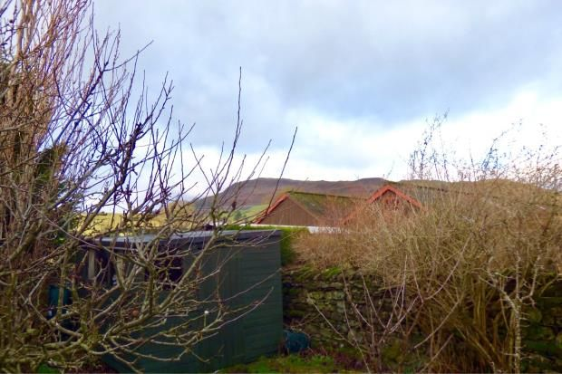 View From Garden of Bank Side, Staveley, Kendal LA8
