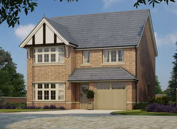 Thumbnail Detached house for sale in Calverley Lane, Leeds, West Yorkshire