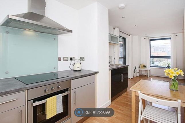 Kitchen Area of West One Central, Sheffield S1