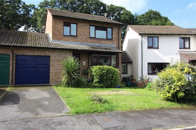 Thumbnail Link-detached house for sale in Lagoon View, West Yelland, Barnstaple