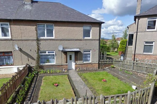 Thumbnail Flat to rent in The Avenue, Gorebridge
