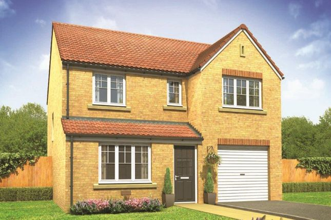 """Thumbnail Detached house for sale in """"The Longthorpe"""" at Burlow Road, Harpur Hill, Buxton"""