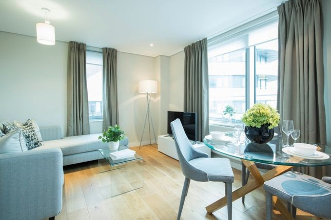 Thumbnail Flat to rent in Merchant Square East, Paddington