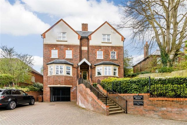 Thumbnail Flat for sale in Station Approach, Chorleywood, Rickmansworth