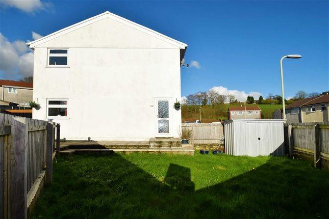 Thumbnail End terrace house for sale in Foel View Close, Llantwit Fardre, Pontypridd
