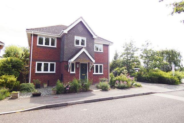 Thumbnail Detached house for sale in Tawny Owl Close, Stubbington, Fareham