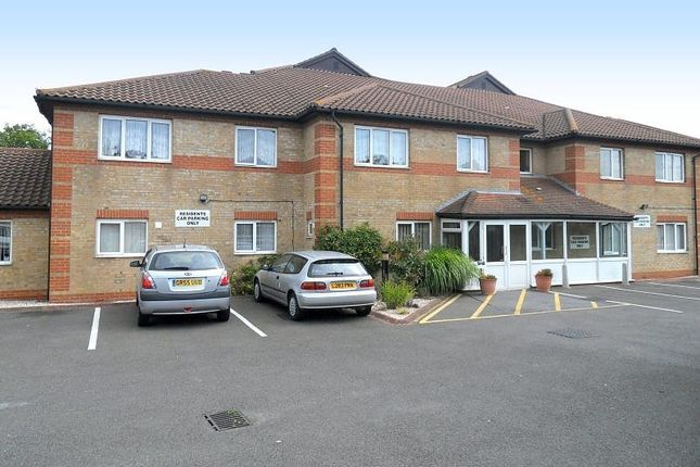 Thumbnail Flat to rent in Amberley Court, Freshbrook Road