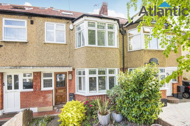 Thumbnail Terraced house for sale in Queens Grove Road, London