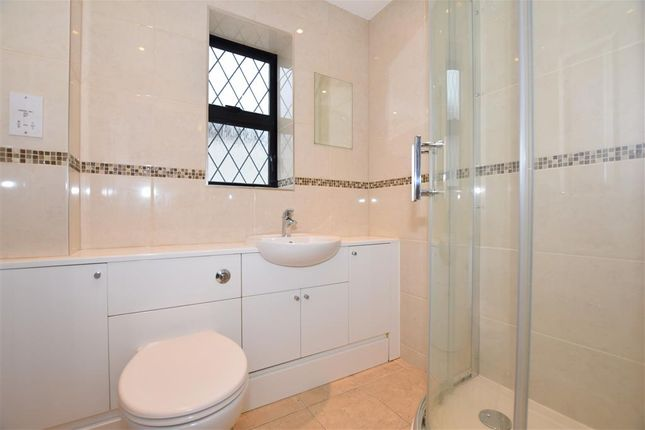 Shower Room of Monkdown, Downswood, Maidstone, Kent ME15