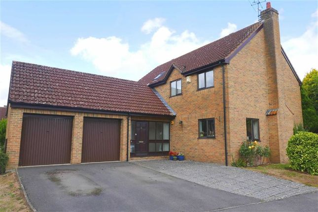 Thumbnail Detached house for sale in Court House Gardens, Cam, Dursley