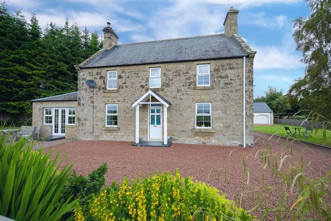 Thumbnail Farmhouse for sale in Chirnside, Duns