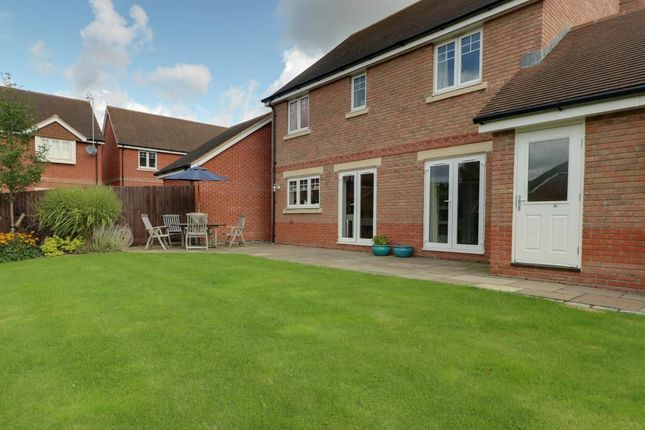 Property Prices Carina Drive Wokingham