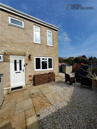 Thumbnail Semi-detached house for sale in Vesta Close, Coggeshall, Colchester