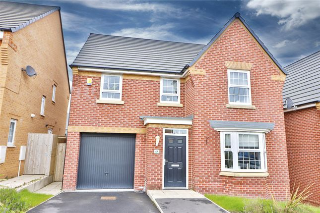 Thumbnail Detached house for sale in Wren Way, Rochdale, Greater Manchester