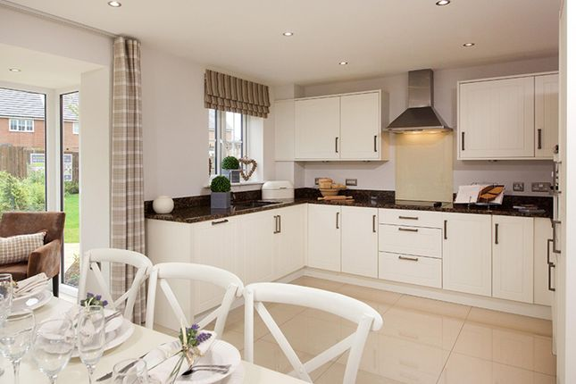 "Thumbnail Detached house for sale in ""Guisborough"" at Hampton Dene Road, Hereford"