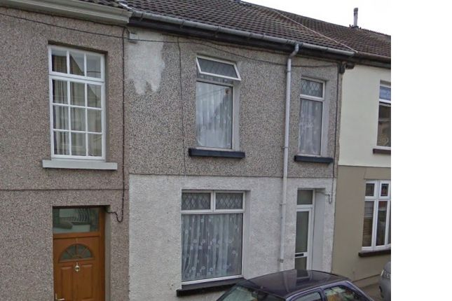 Thumbnail Terraced house to rent in Amberton Place, Merthyr Tydfil