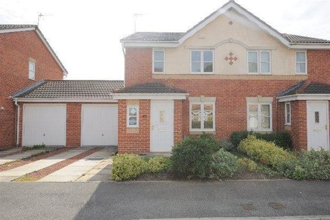Thumbnail Property to rent in Rainsborough Way, York