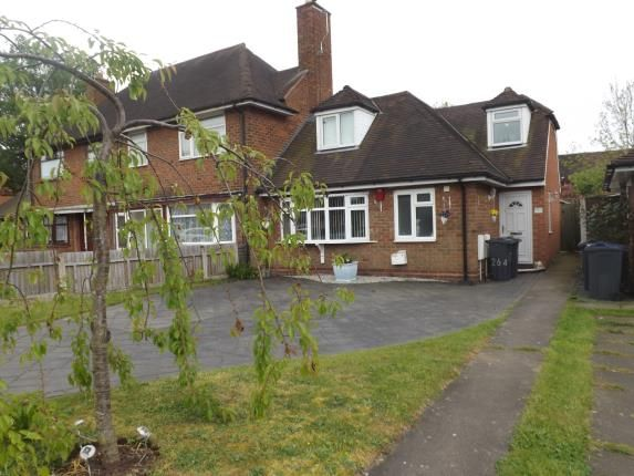 Thumbnail End terrace house for sale in Brownfield Road, Shard End, Birmingham, West Midlands