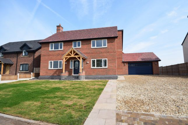 Thumbnail Detached house for sale in The Meadows, Ash Parva, Whitchurch