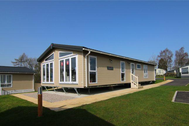 Thumbnail Mobile/park home for sale in Glendale, Ribble Valley, Country & Leisure Park, Paythorne, Gisburn
