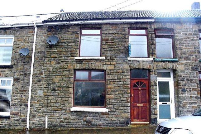 3 bed terraced house for sale in Highland Place, Ogmore Vale, Bridgend, Bridgend. CF32