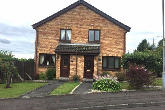 Thumbnail Terraced house to rent in Chestnut Grove, Motherwell, North Lanarkshire