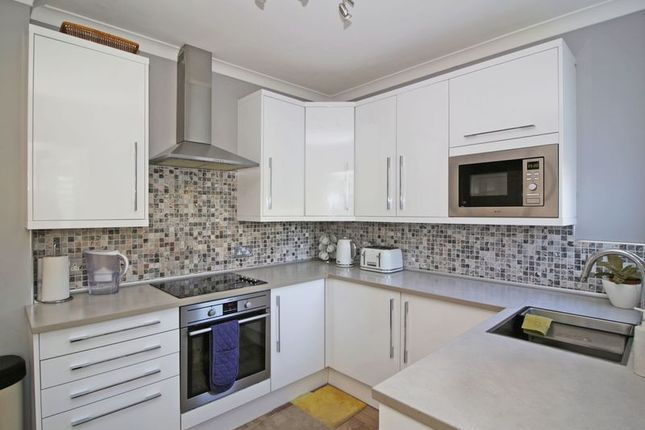 Thumbnail End terrace house for sale in Camlan Road, Downham, Bromley