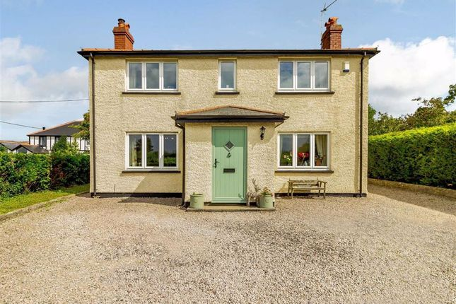 Thumbnail Detached house for sale in Bayfield, Chepstow, Monmouthshire