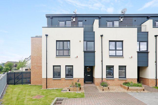Thumbnail Semi-detached house for sale in Devon Place, Edinburgh, Midlothian