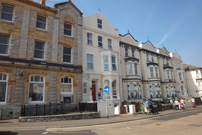 Thumbnail Flat to rent in Brookdale Terrace, Dawlish