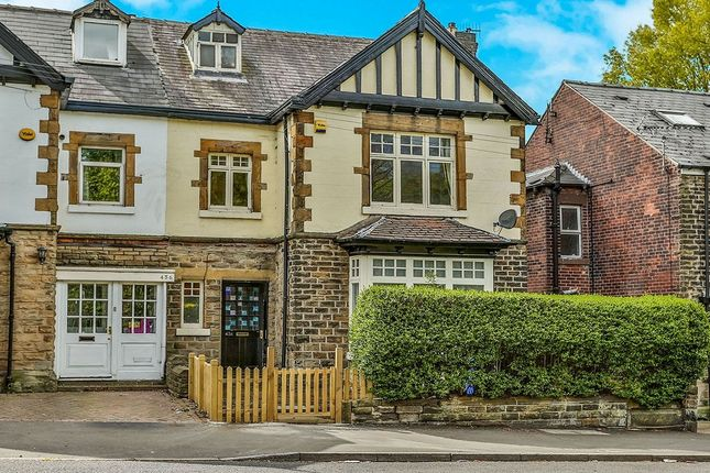 Thumbnail Semi-detached house to rent in City Road, Sheffield