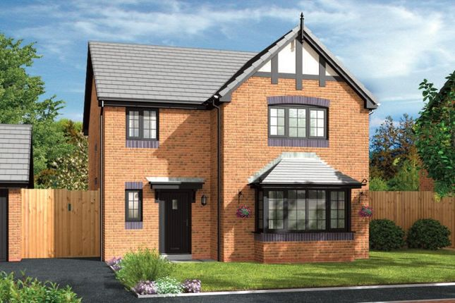 Thumbnail Detached house for sale in Forge Lane, Congleton