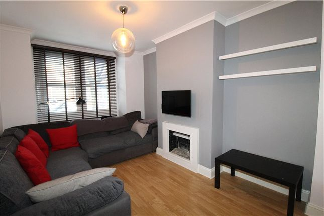 Thumbnail Terraced house to rent in Northway Road, Croydon