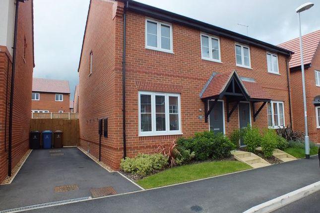 External of Carsington Drive, Sandyford, Stoke-On-Trent ST6