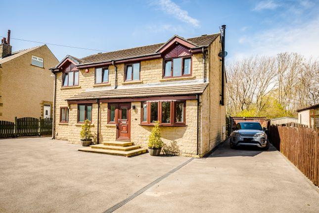 5 bed detached house for sale in Wyke Lane, Wyke, Bradford BD12
