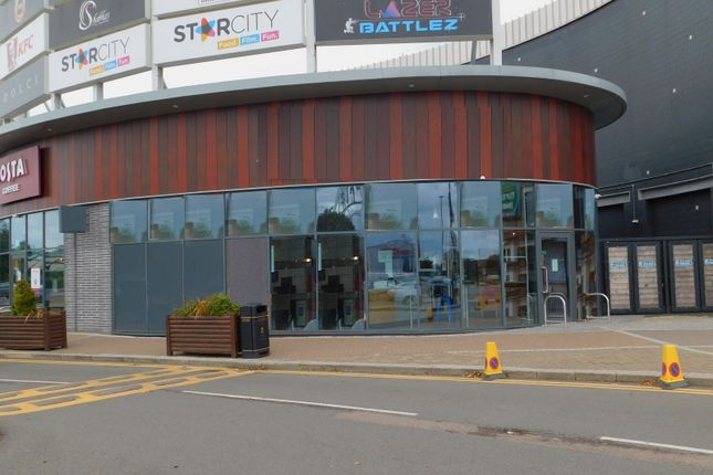 Thumbnail Retail premises for sale in Pod 1B, Star City, Watson Road, Birmingham
